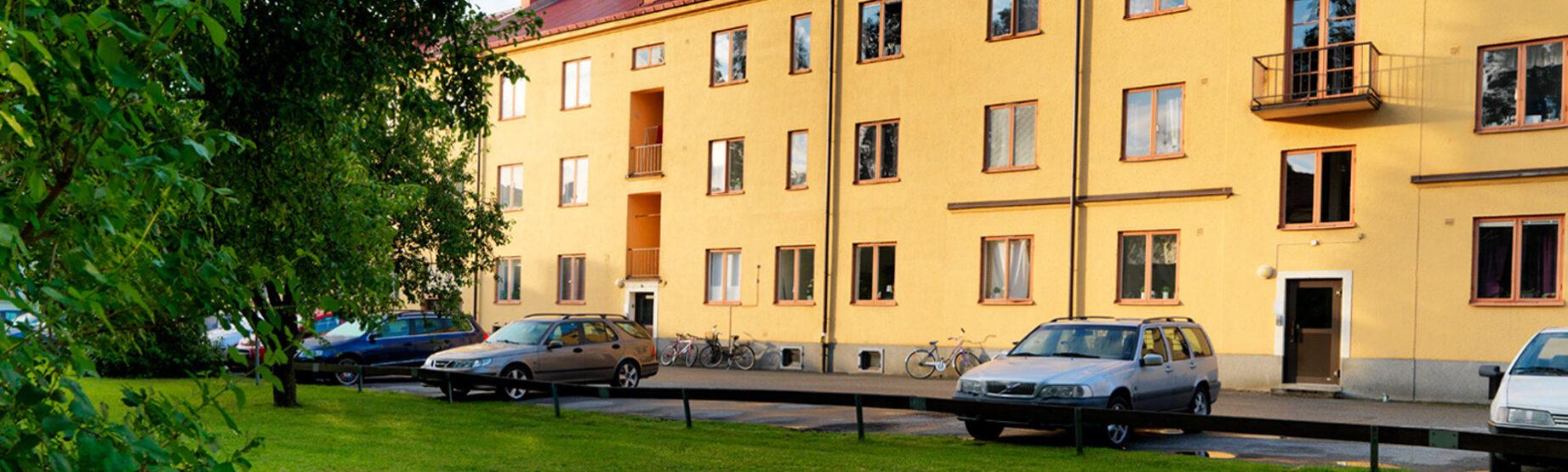 Krafft fastigheter i Örebro